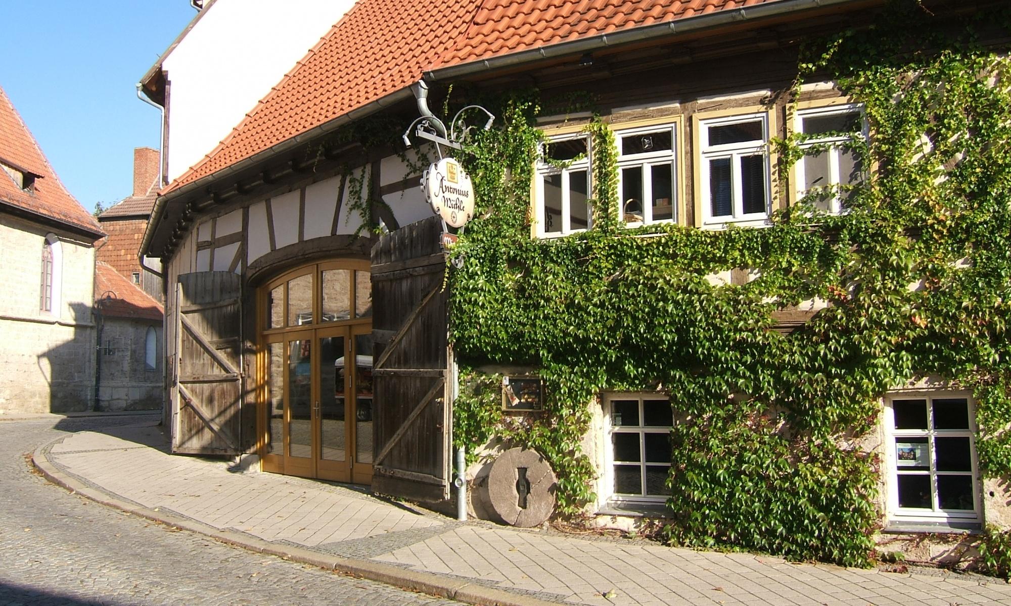 Wirtshaus Antoniusmühle